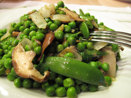 Fork Up Springtime Flavor With Luscious Vegetable Combo ...